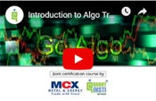 Getting started with Algorithmic Trading