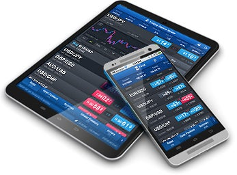Trading Station's mobile platform lets retail traders quickly and easily access the forex market.