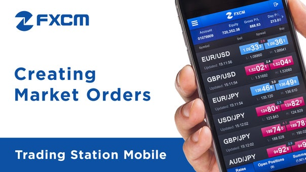 How to Create a Market Order