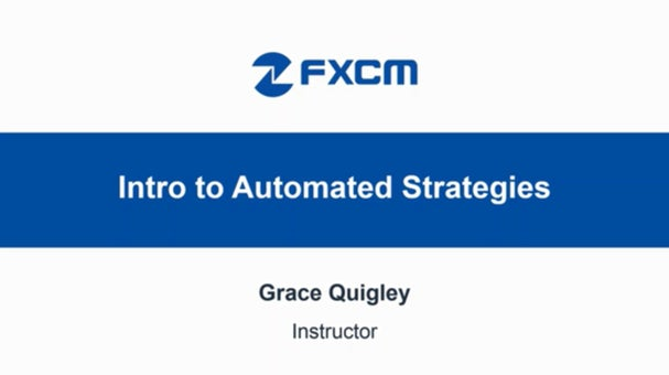 Intro to Automated Strategies