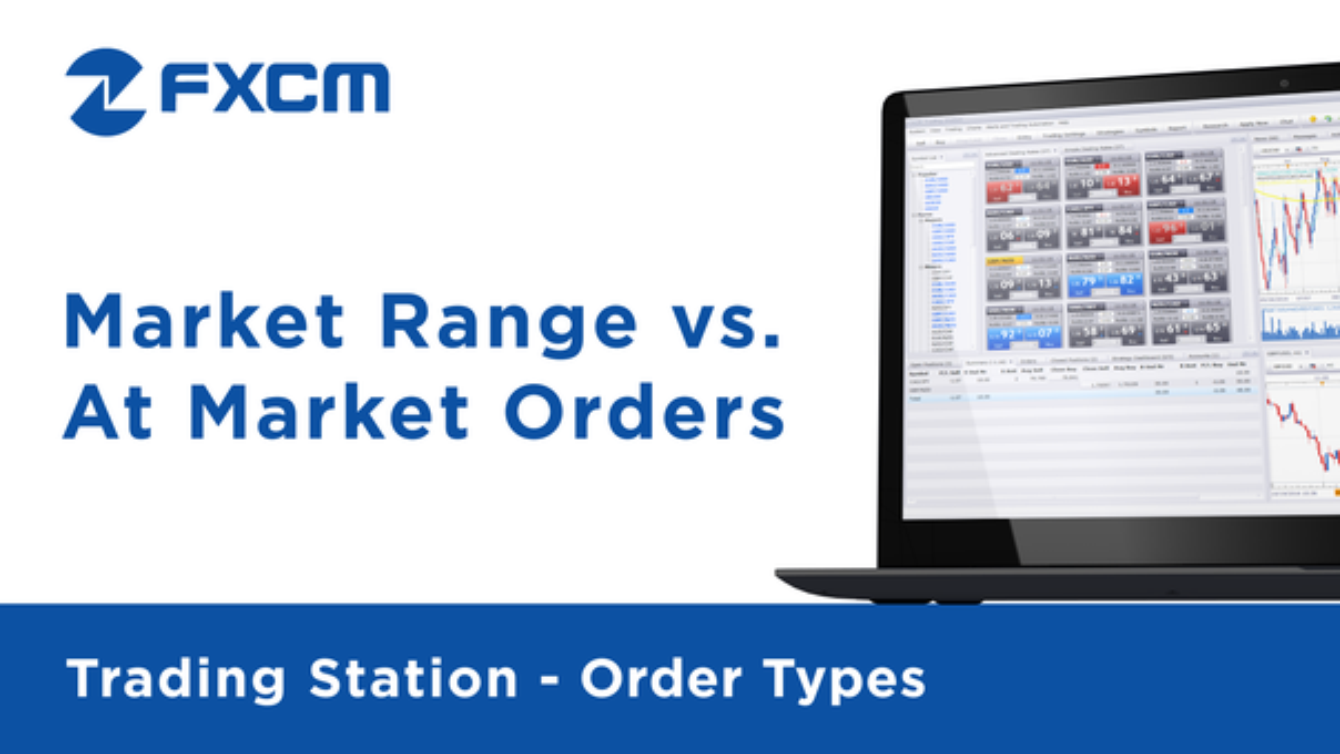 At Market vs. Market Range