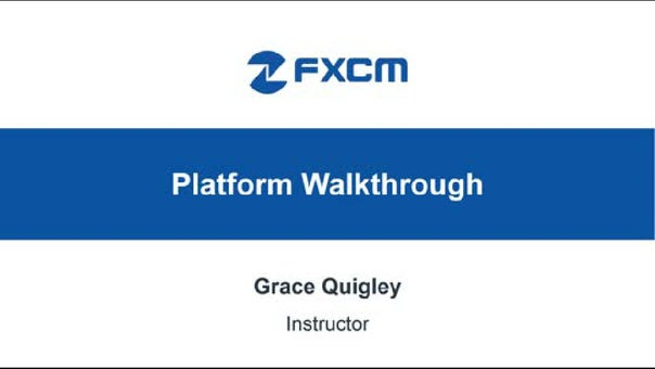 Platform Walkthrough